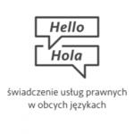 Świadczenie usług prawnych w obcych językach